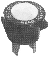 Trunk Release Button 1982-87 Buick