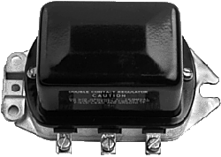 Voltage Regulator 1961-62 - With A/C