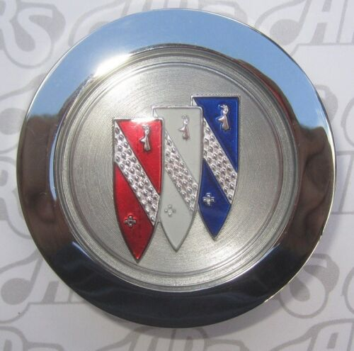 Wheel Cap 1971-76 Silver Tri-Shield