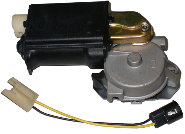 Power Window Motor 1961-76 Left Drive