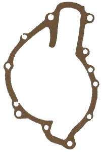 Water Pump Gasket 1961 Buick