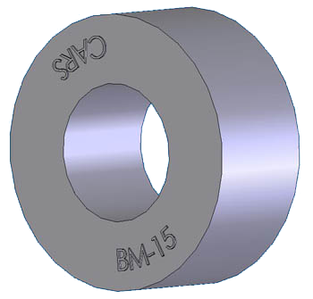 "Body Mount 1 3/4"" Diameter"