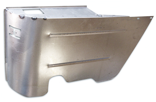 Arm Rest Panel 1964-67 Rear Lower Right