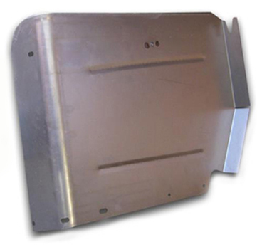 Arm Rest Panel 1964-67 Rear Upper Right