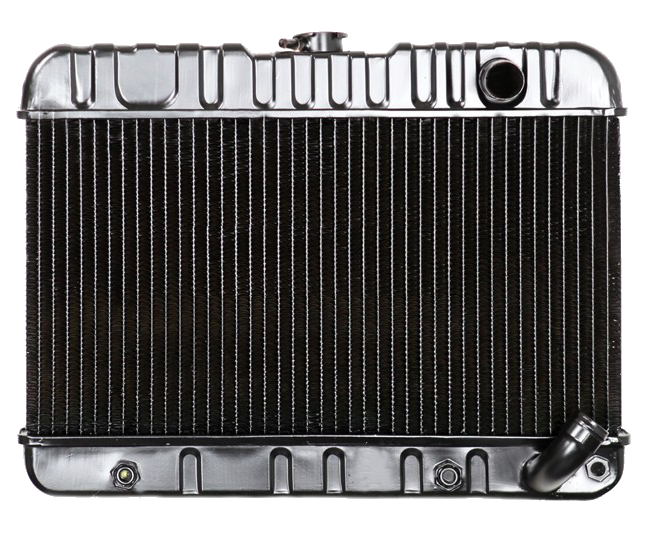 Radiator 1962-63 Buick Special V8 3C A/C