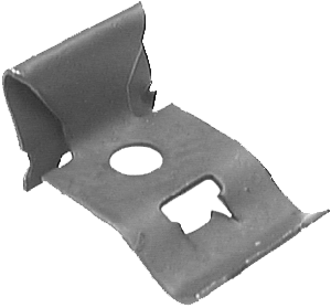 Backglass Molding Clip 1954-61 Buick