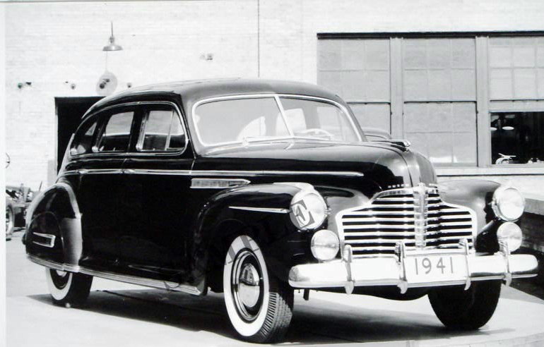 1941 Buick Special 4-Door Sedan, CARS (908) 369-3666